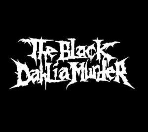 Black Dahalia Murder Vinyl Decal Sticker