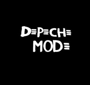 Depeche Mode Vinyl Decal Sticker