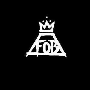 Fall out boy FOB Vinyl Decal Sticker
