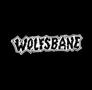 Wolfsbane Vinyl Decal Stickers