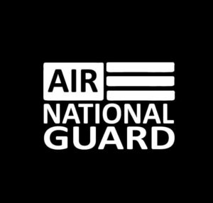 Air National Guard Vinyl Decal Stickers a2