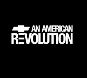 Chevy and American revolution Vinyl Decal Sticker