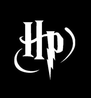 Harry potter HP Vinyl Decal Sticker a4