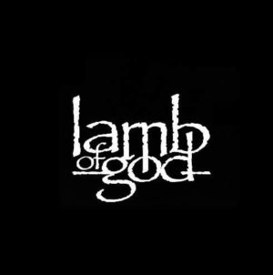 Lamb of God Band Vinyl Decal Sticker