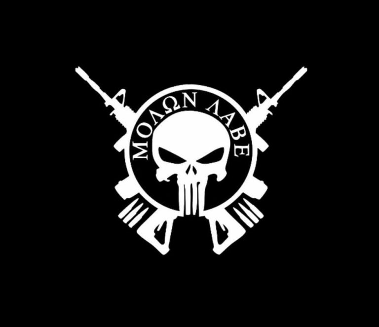Image result for molon labe