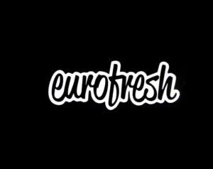 Eurofresh Vinyl Decal Stickers