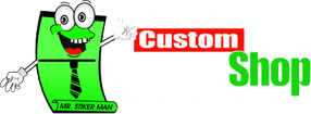 Custom Sticker Shop