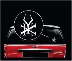 Soundgarden sound garden Window Decal Sticker a1