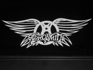 Aerosmith Band Vinyl Decal Stickers