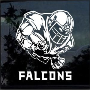 Atlanta Falcons Football player Window Decal Sticker