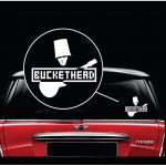 BucketHead  - Band Stickers