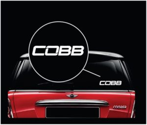 Cobb Window Decal Sticker