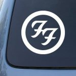 Foo Fighters  - Band Stickers