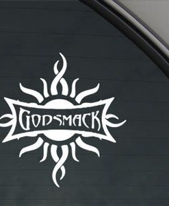 Godsmack Band Vinyl Decal Stickers
