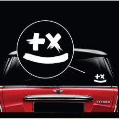 Martin Garrix EDM Rave Plur Window Decal Sticker