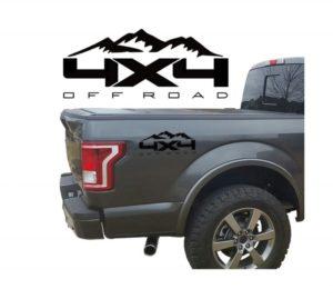 ford truck 4x4 grpahics
