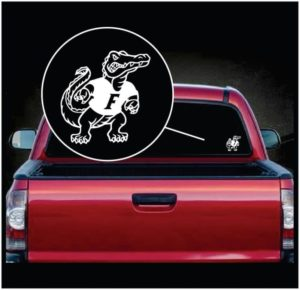 Florida Gators Window Decal Sticker