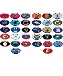 NFL Football Decal Sticker Football Design2