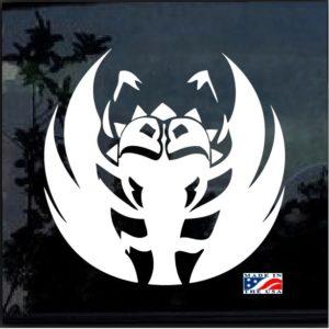 Ahsoka Tano Star Wars Clone Wars Decal Sticker
