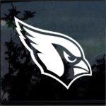 Arizona Cardinals Window Decal Sticker