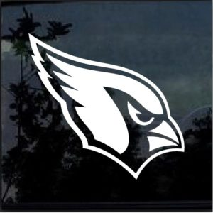 Arizona Cardinals Decal Sticker