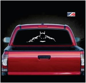 Batman Dark Knight Decal Sticker a2