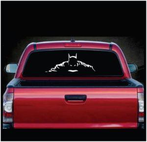 Batman Dark Knight Decal Sticker a2