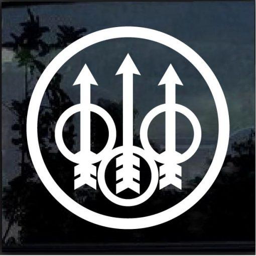 Beretta decal sticker