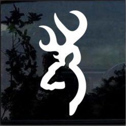 Browning Buck decal sticker