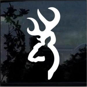 Browning Buck decal sticker