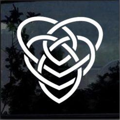 Celtic Motherhood Knot Decal Sticker