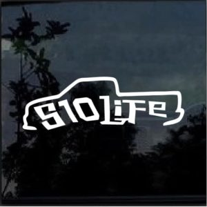 Chevy Chevrolet S-10 S10 life Decal Sticker