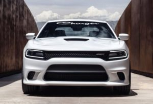 Dodge Charger Script Windshield Decal sticker