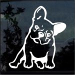 French Bulldog a3 Decal - Dog Stickers