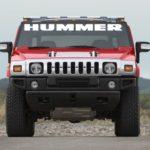 Hummer Windshield Banner Sticker - Truck Decals