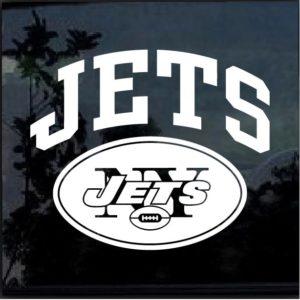 New York NY Jets Decal Sticker