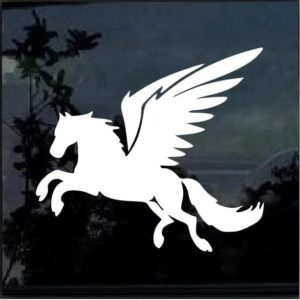 Pegasus Decal sticker