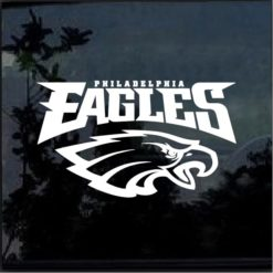 Philadelphia Eagles Decal Sticker