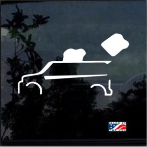 Scion XB toaster funny Decal Sticker