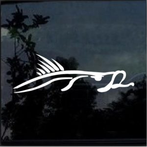 Snook Fish Fishing Decal Sticker