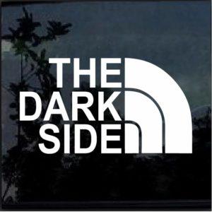Star Wars Jedi Dark Side Force Awaken Decal Sticker