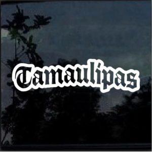 Tamaulipas Decal Sticker
