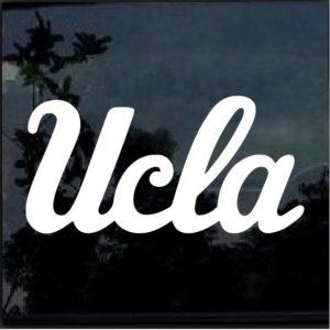 UCLA Bruins Decal Sticker