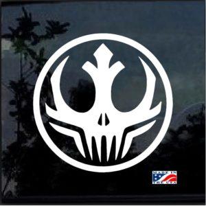 Star Wars Dark Side Alliance Decal Sticker
