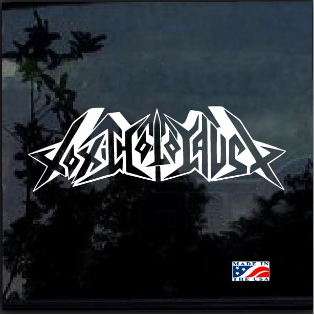 Toxic Holocaust - Band Stickers