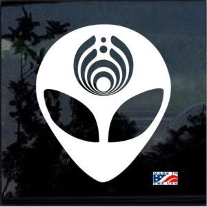 bassnectar alien decal sticker