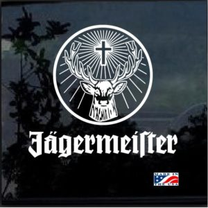 jagermeister decal sticker