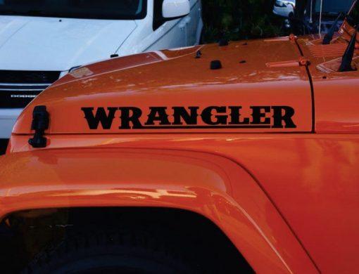 wrangler custom