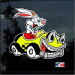 Roger Rabbit Joy Ride Full Color Decal  - Cool Stickers