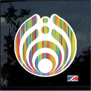 Bassnectar Full Color Decal Sticker